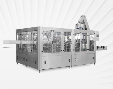 Carbonated Beverage Filling Production Line