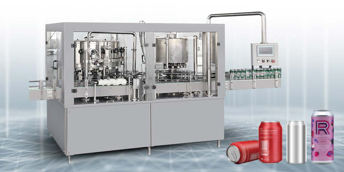 Can Filling Machine