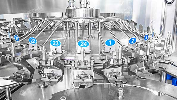Carbonated Beverage Filling Machine and Line