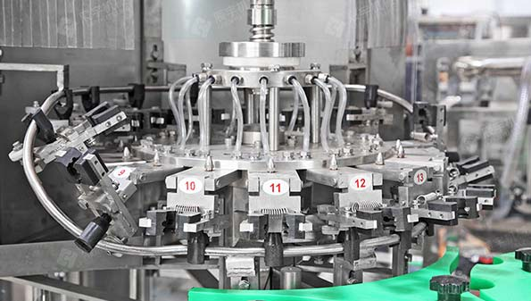 Rotary Daily Chemical Filling Machine
