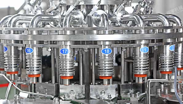 Juice Filling Machine and Production Line