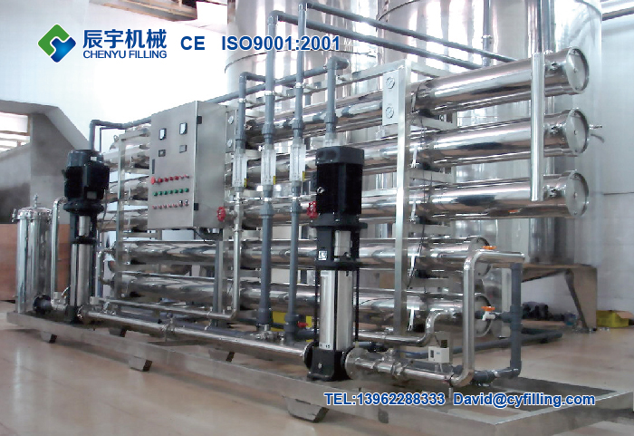 RO water treatment equipment
