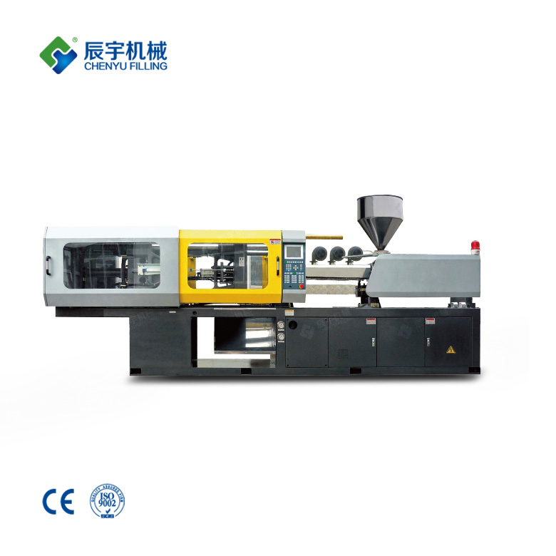 Bottle Cap & Bottle Preform Injection Machine