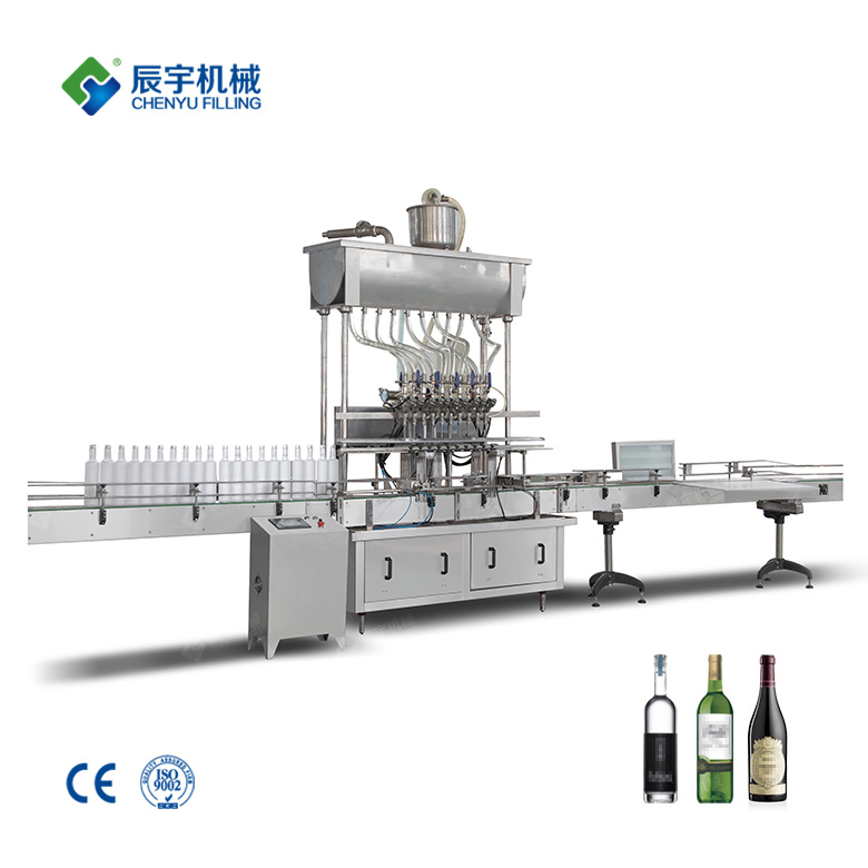Linear Wine Filling Machines