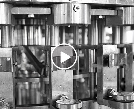 Can Filling Machine Video