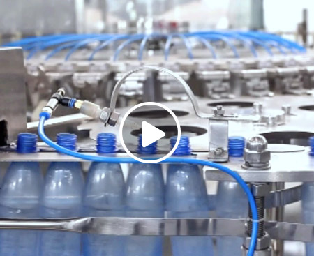 Carbonated Beverage Filling Machines Video