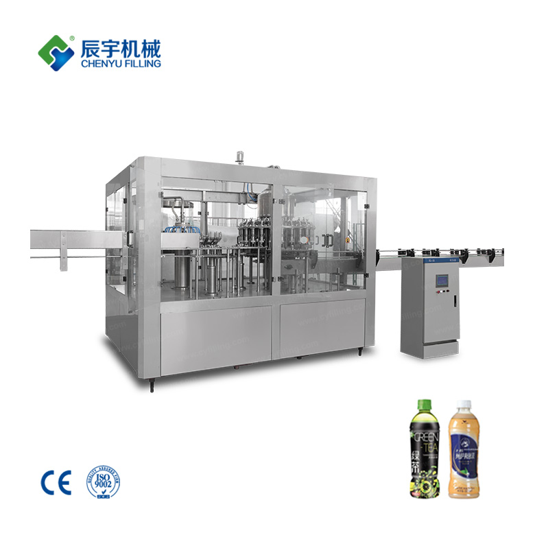 Milk Tea Filling Machine