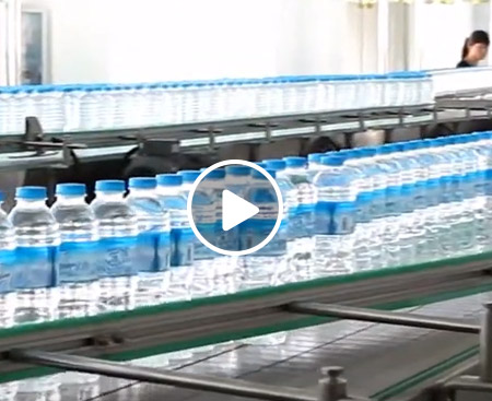 Purified Mineral Water Filling Machine Video