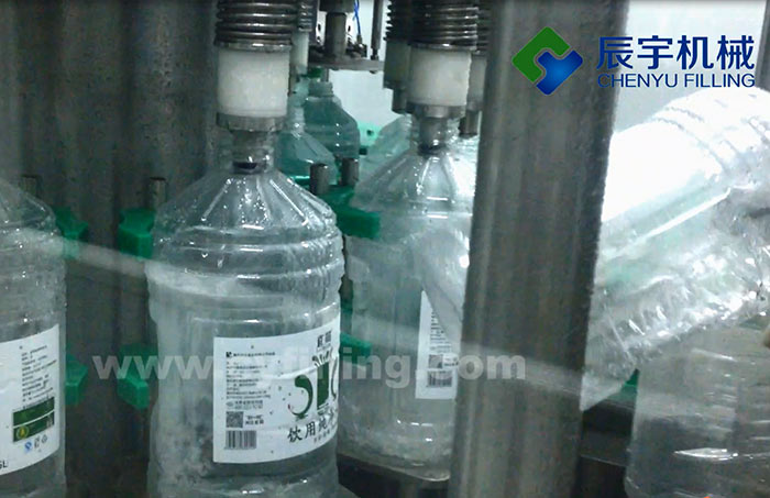 Purified Water Filling Machines