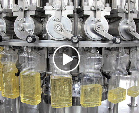 Rotary Edible Oil Filling Machine Video