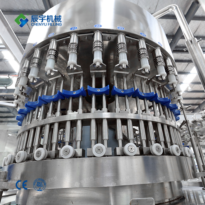 machine always has a day oftrouble,Common faults of automatic filling machine