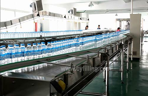 Manual Water Filling Machine