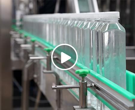 Drinking Water Filling Machine Video