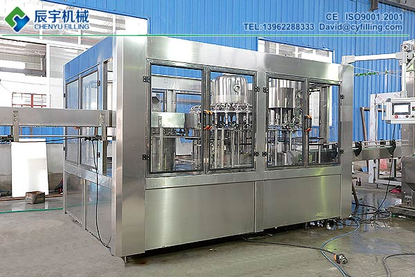 Juice Bottling Equipment