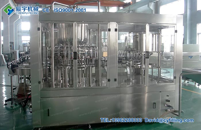 Small Water Bottling Machine