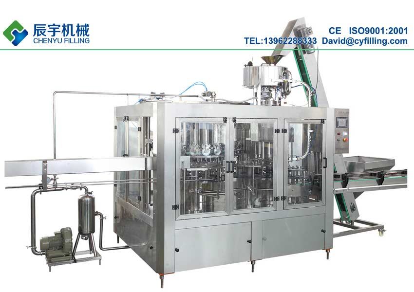 Thick Liquid Filling Machine