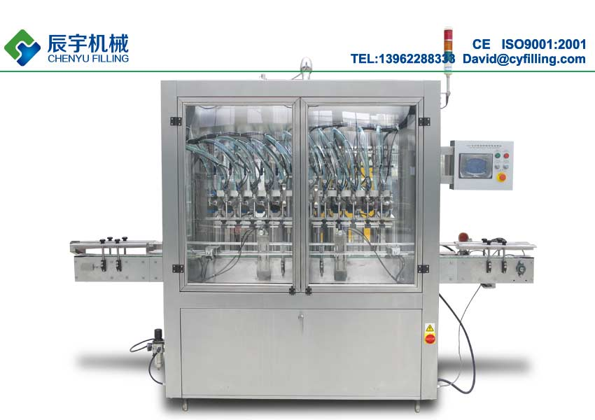 Thick Sauce Filling Machine
