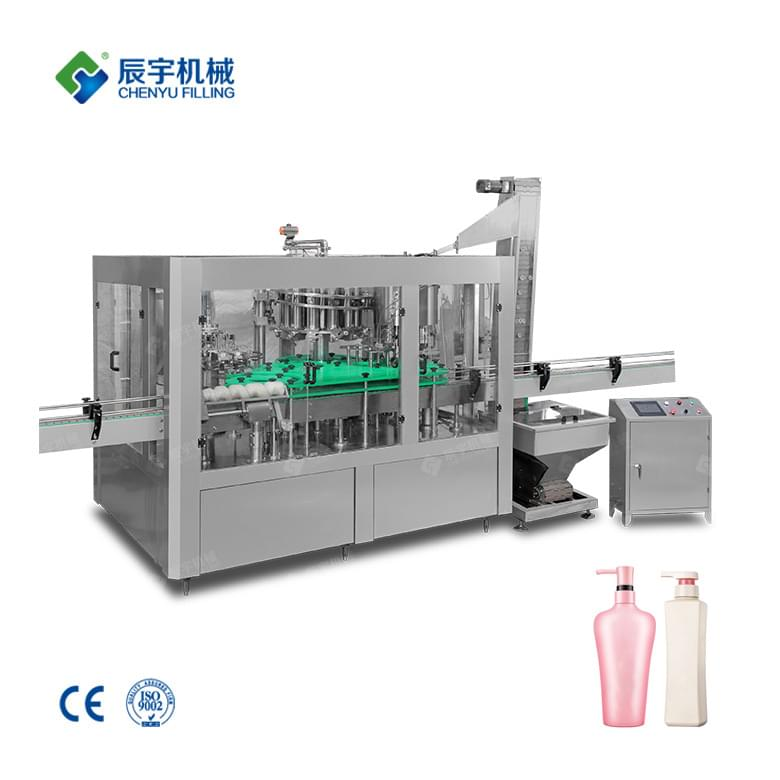 High Viscous Liquid Filling Machine