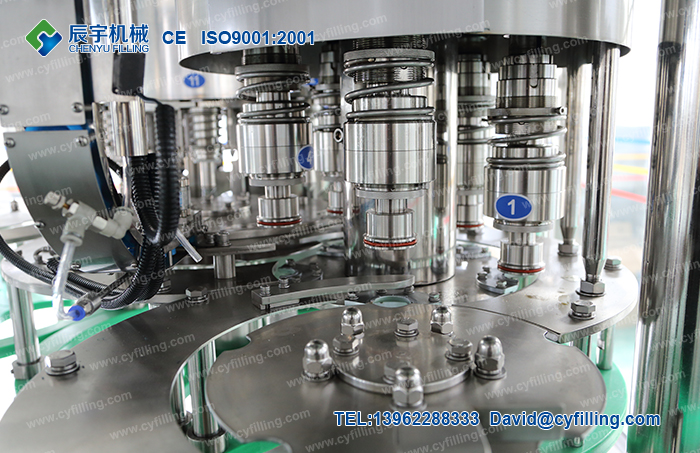 Bottled water filling production equipment-2