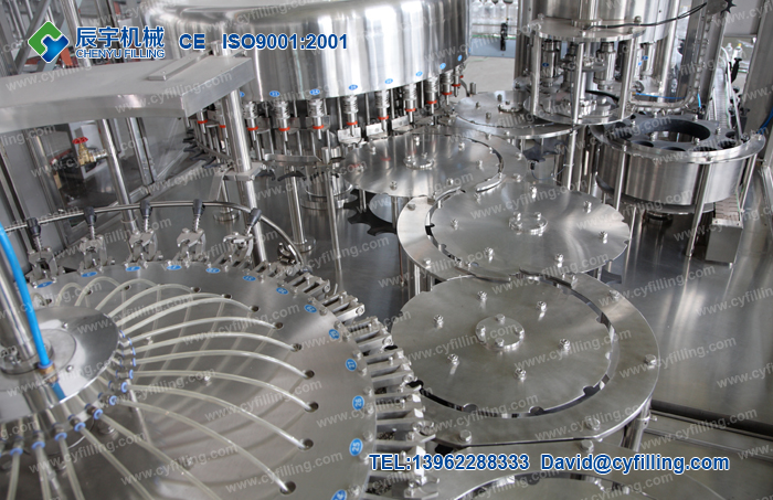 Full-automatic-mineral-water-filling-machine-4