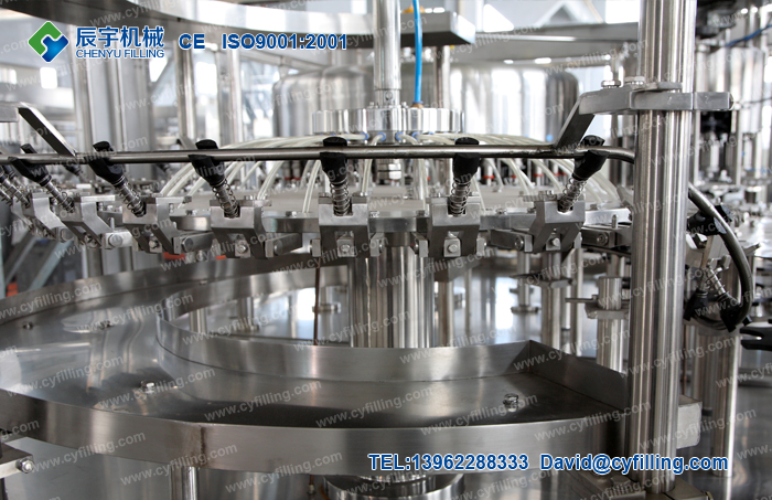 Full-automatic-mineral-water-filling-machine-5