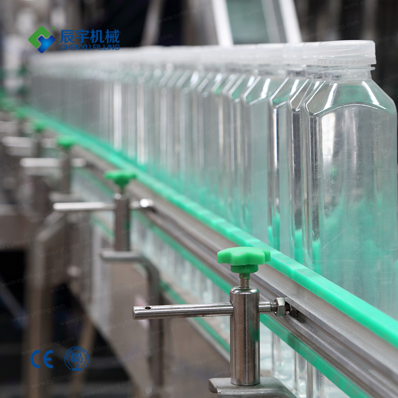 Automatic pure water filling machinery