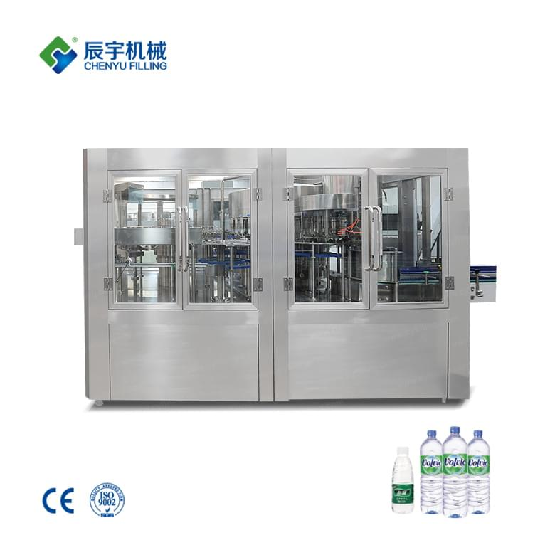 Bottled Pure Water Filling Equipment