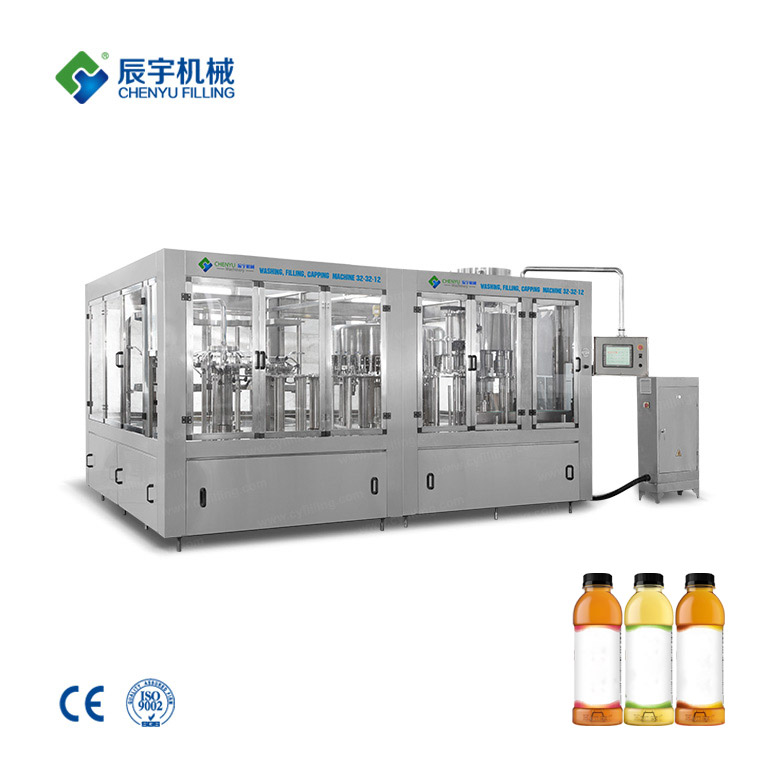 Green Tea Beverage Filling Machine
