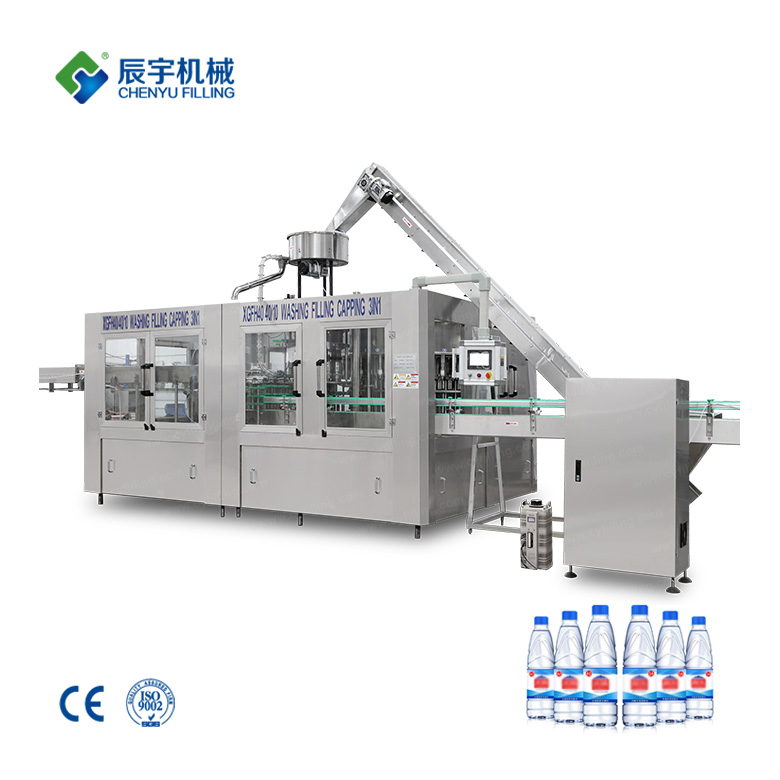 Pure water production line equipment