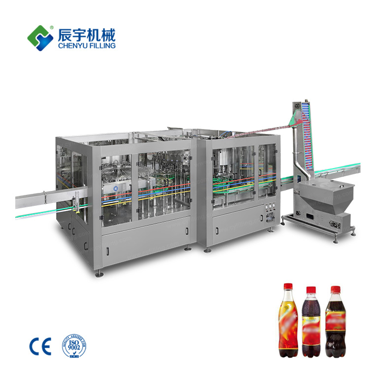 Small carbonated beverage equipment
