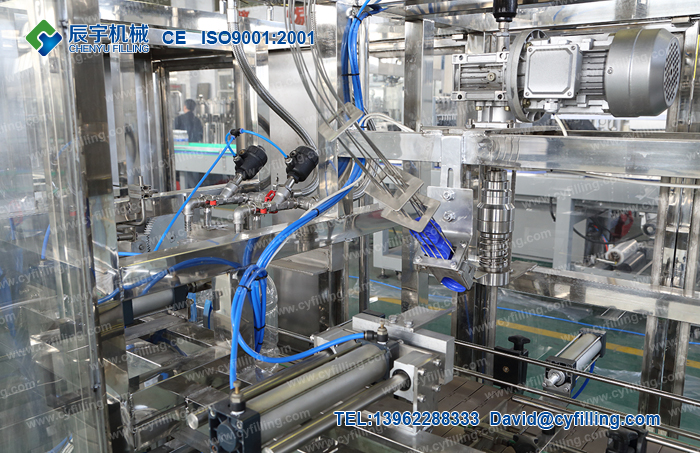 Automatic drinking water production line-2