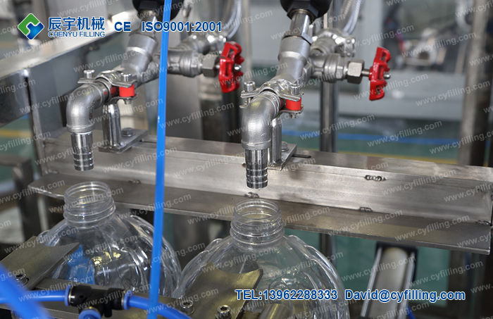 Automatic drinking water production line-3