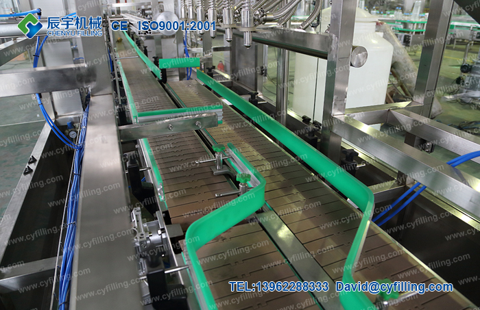 Small bottled mineral water production line-4