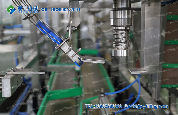 Small bottled mineral water production line-5