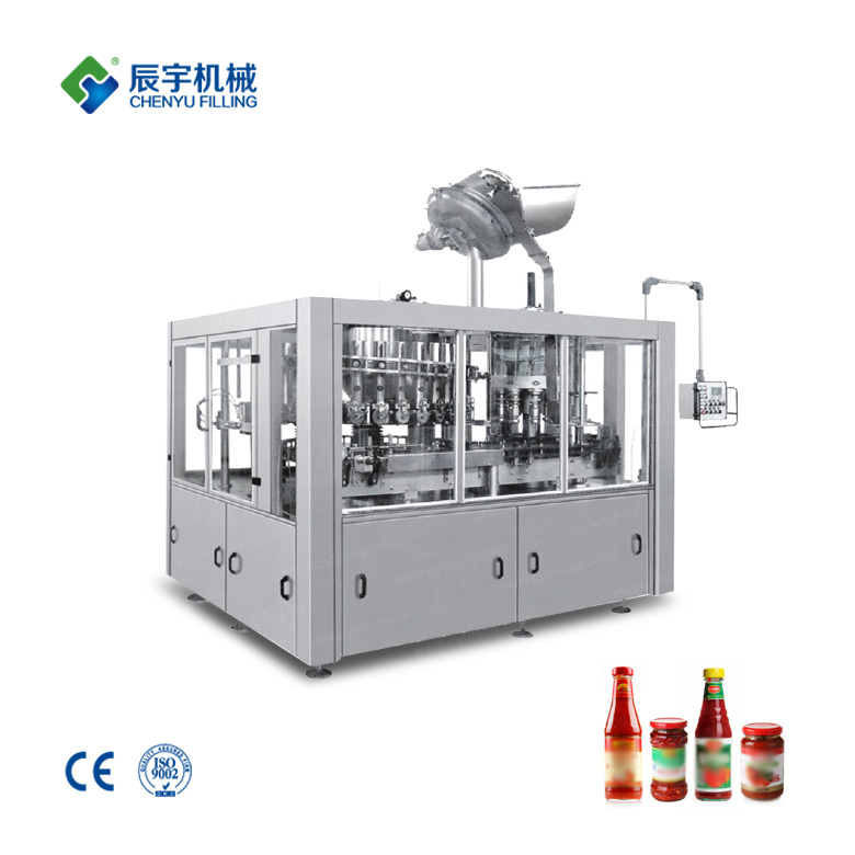 Viscosity Liquid Filling Equipment
