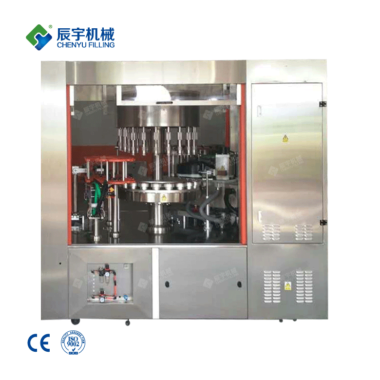 Automatic Hot Melt Adhesive Labeling Machine