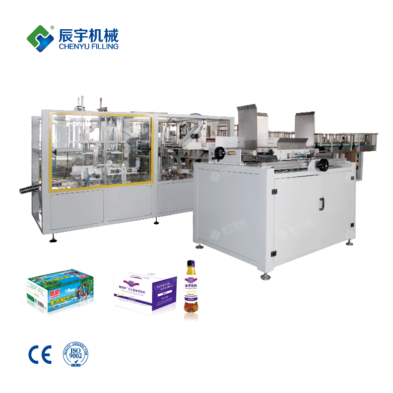 Beverage Carton Packing Machine