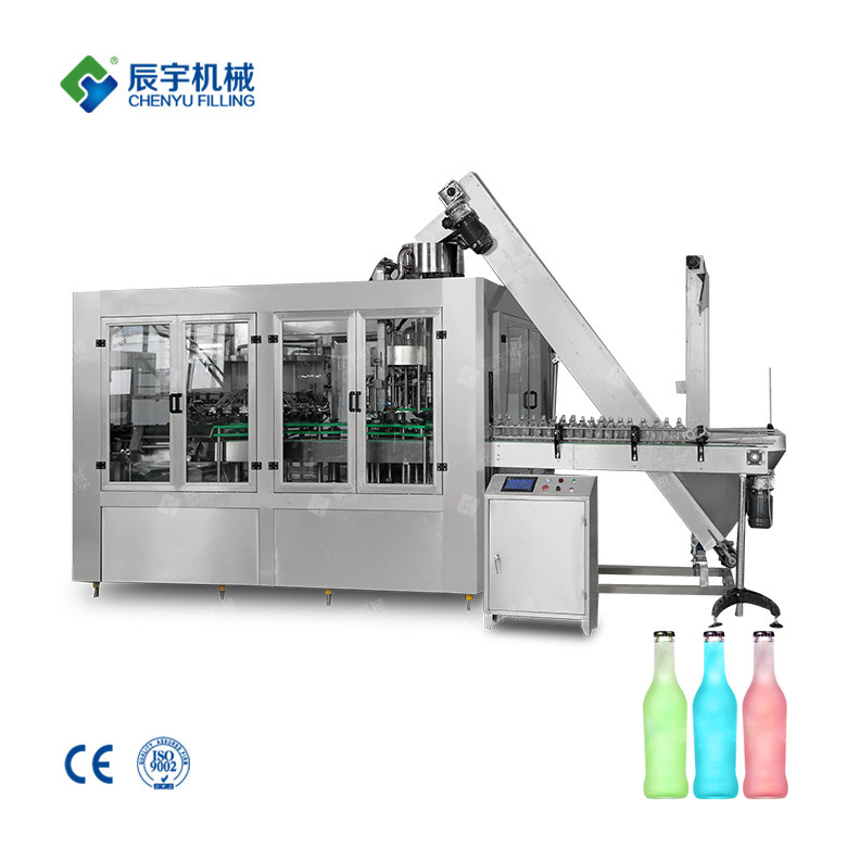 Cocktail Drink Filling Machine