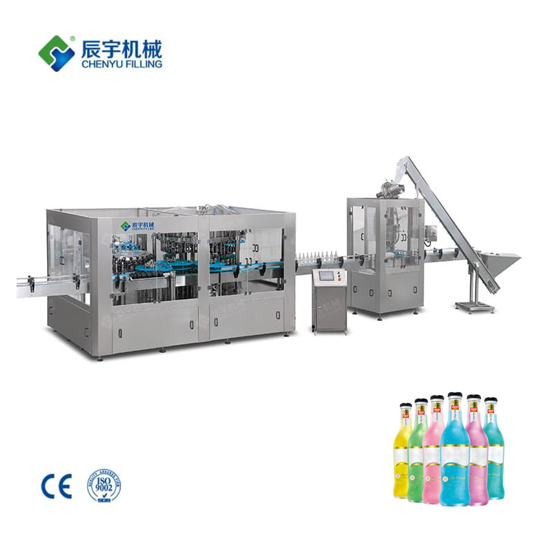 BCGF 24-24-8 Cocktail Filling Machine