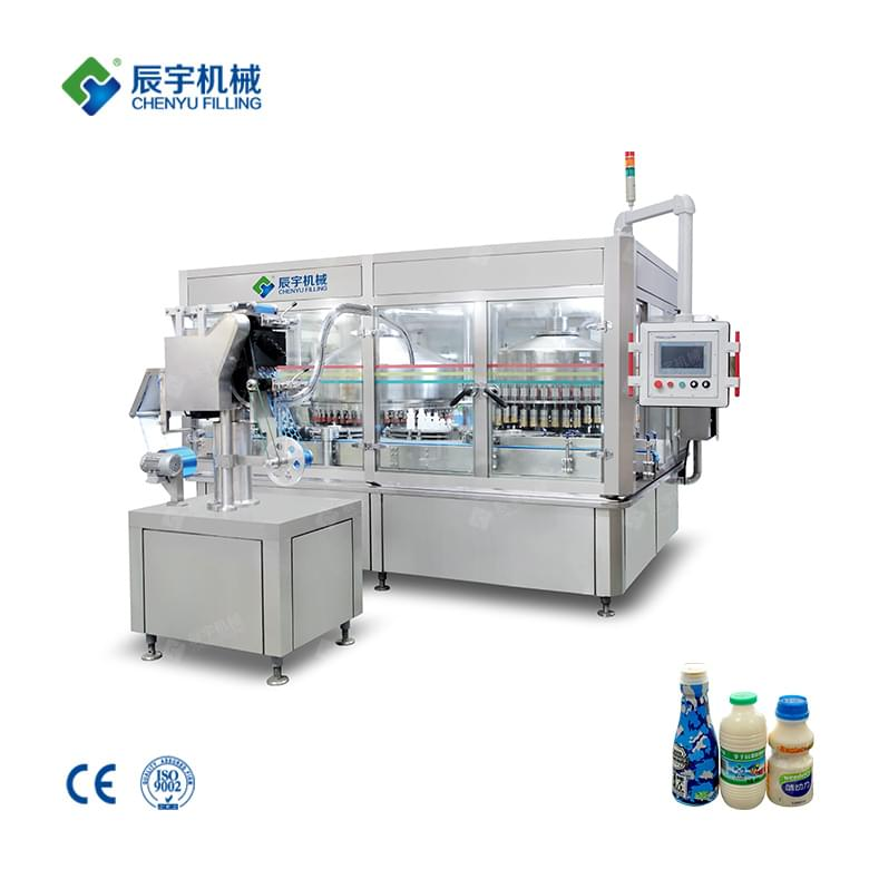 Dairy Aluminum Foil Filling Equipment