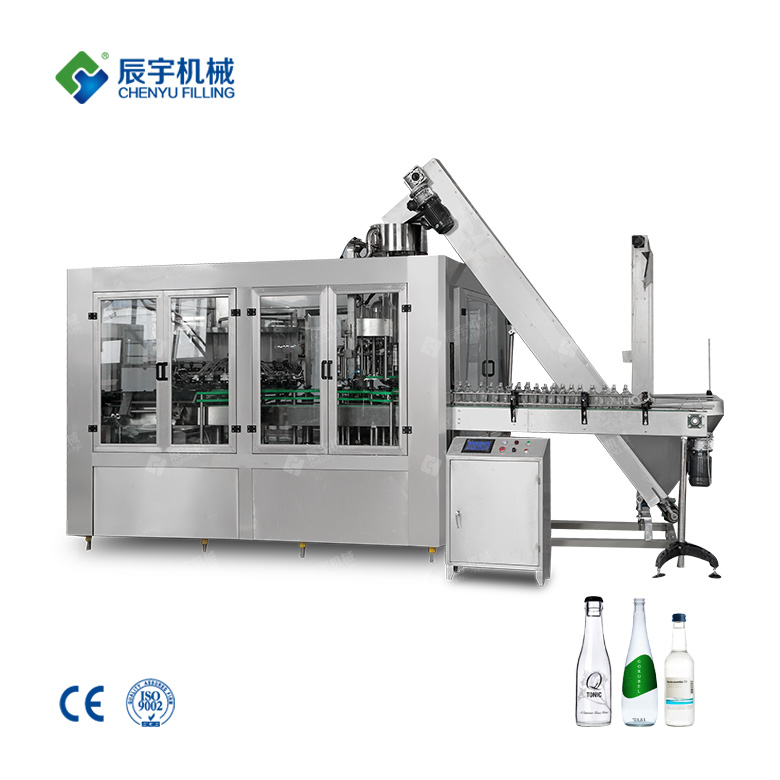 Liquor wine filling machine