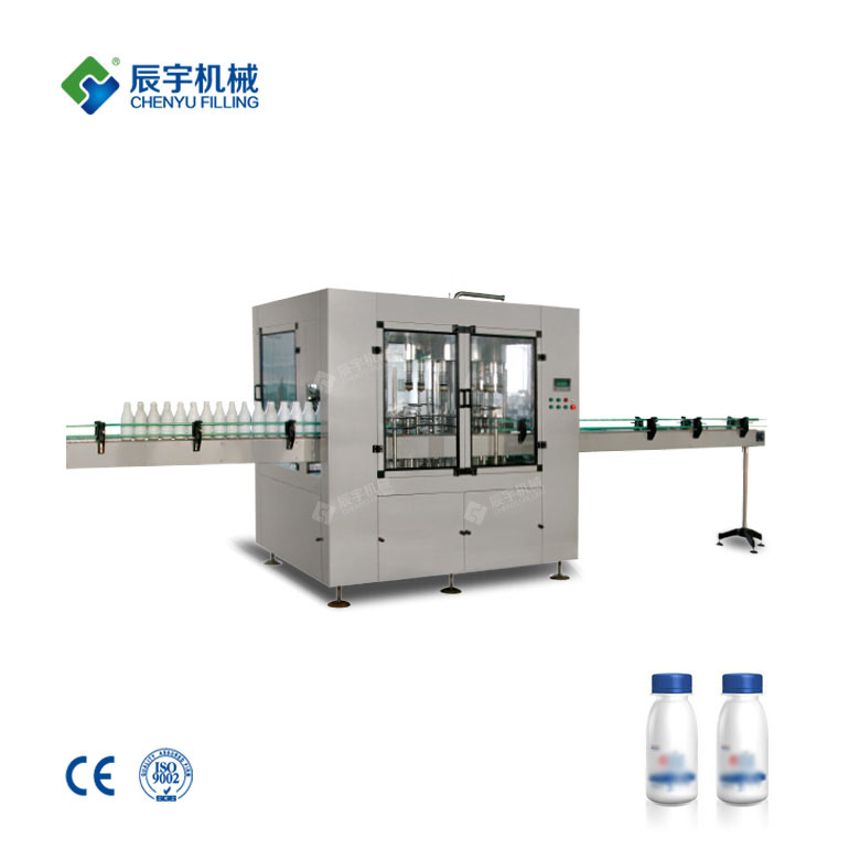 Milk beverage filling production line