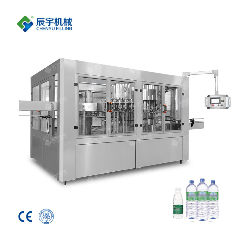 CGF16-16-5 Small Bottle Water Filling Equipment