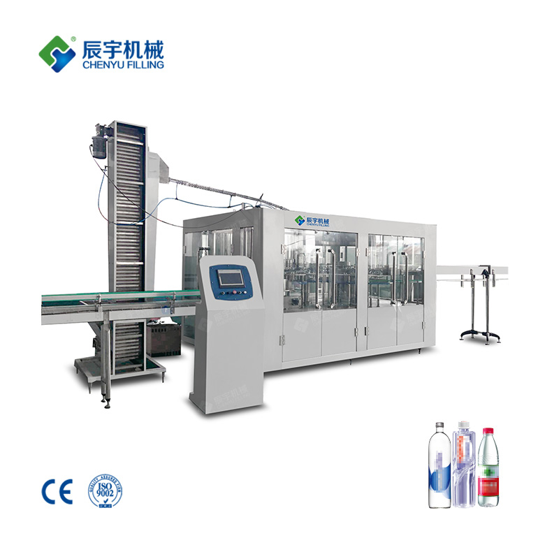 Bottled Drinking Water Filling Machine