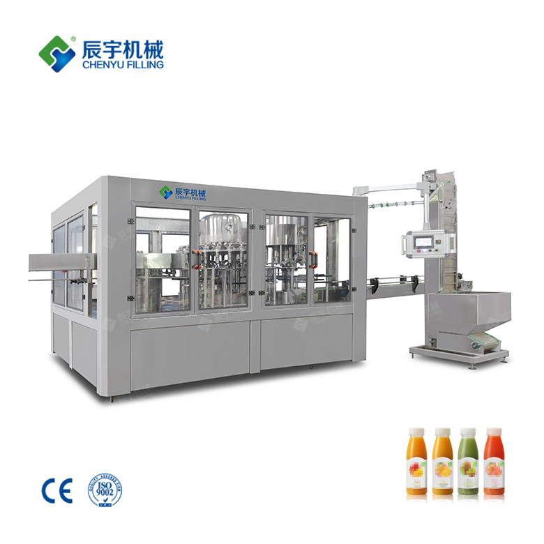 Juice Drink Filling Machine