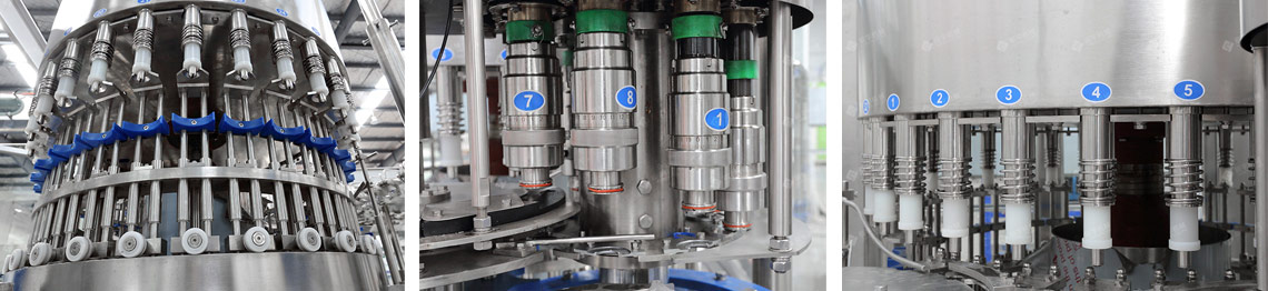 Mineral Water Filling Machine Equipment