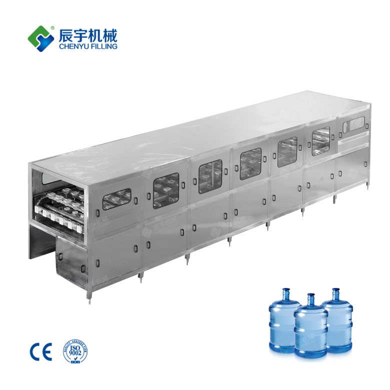 Barreled Drinking Water Filling Machine
