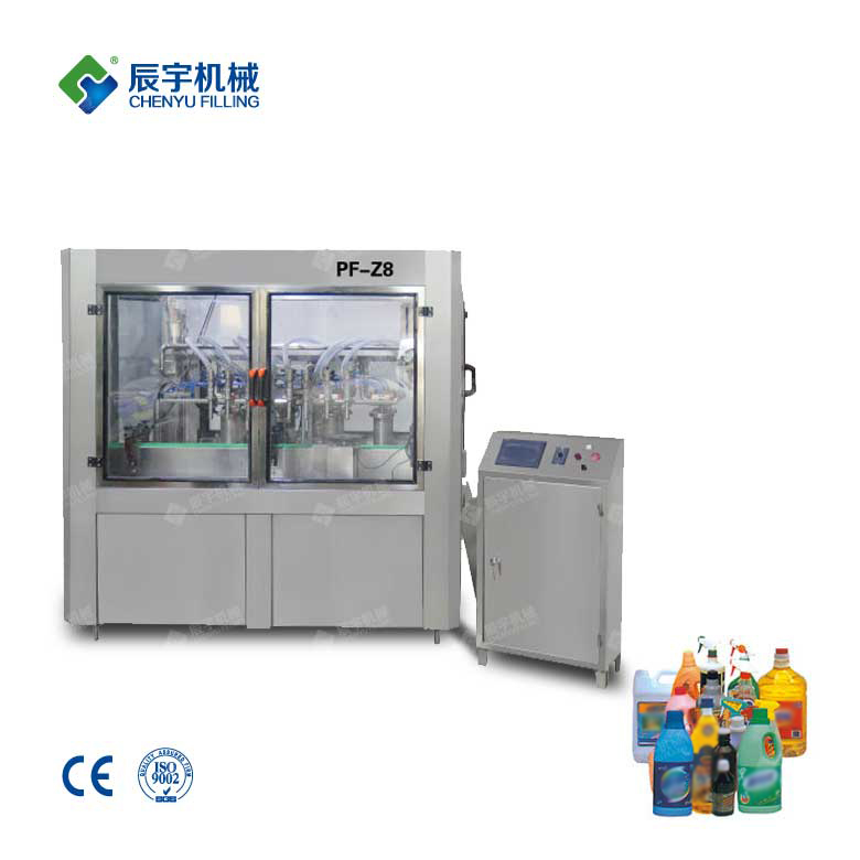 Linear Glue Filling Machine