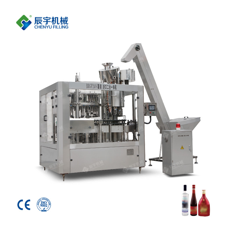 Liquor Filling Equipment