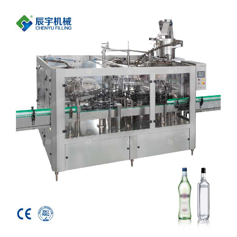 Liquor Filling Production Line